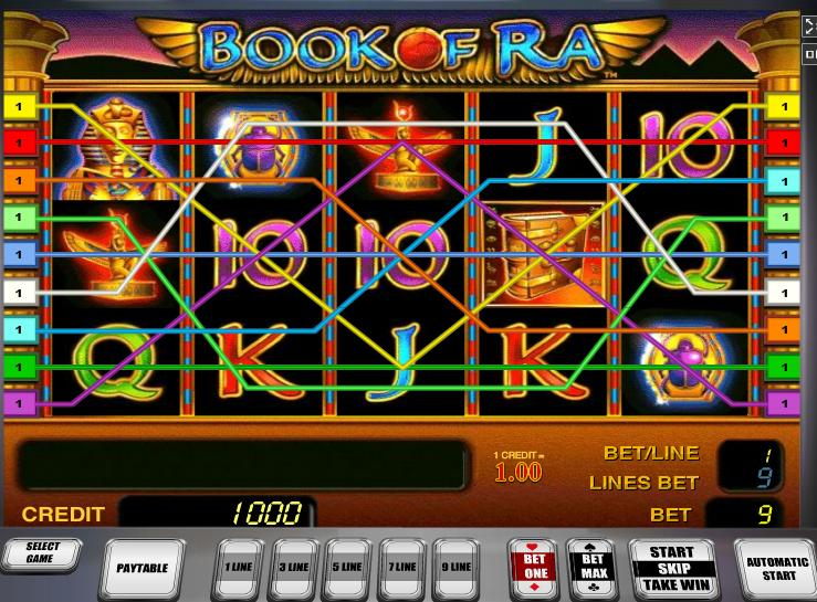 вулкан казино book of ra